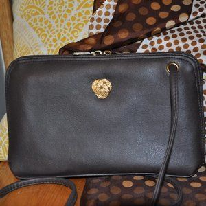 **SALE 2 for $20** Classic Brown Crossbody  NWOT